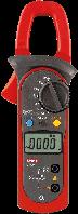 UT203 UNI-T (UTM 1203) Токоизмерительные клещи DC\AC 600В, (DC\АС)-400А, 40 MОм, 100 мкФ, 10 Мгц