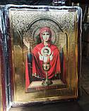 Большая православная икона Серафима Саровского для храма 110х80см, фото 2