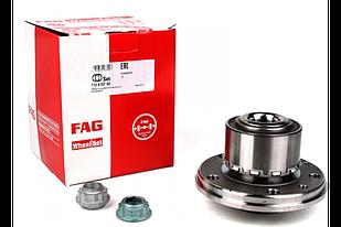 Комплект подшипника ступицы колеса VW T5 03- (пер./зад) FAG (Германия) 713 6107 60