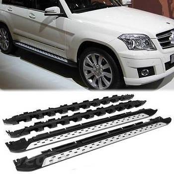 Mercedes GLK klass X204 Оригинальные площадки