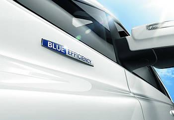 Mercedes GLK klass X204 Надпись Blue Efficiency