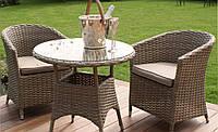 Комплект мебели из ротанга Атлант магазин мебели для дачи