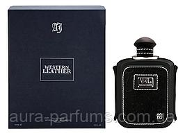 Alexandre.J Western Leather Black Парфюмированная вода 100 ml.