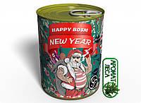 Консервированные носки Happy BDSM New Year - Новогодние БДСМ Носки, фото 1