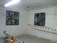 Вентиляторы для птичников