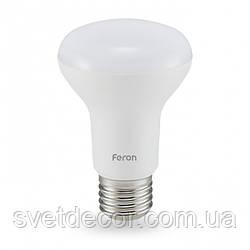 Светодиодная лампа Feron LB-763 R63 9W Е27 4000K (Нейтральный белый свет)