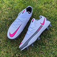 Футбольные бутсы Nike Phantom GT найк фантом гт
