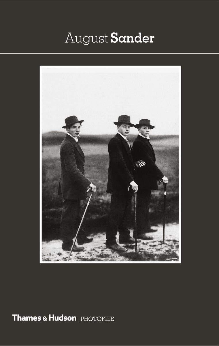 Книга August Sander: Photofile