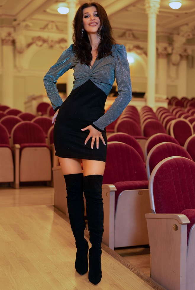 Платье Мелинда Изумруд s