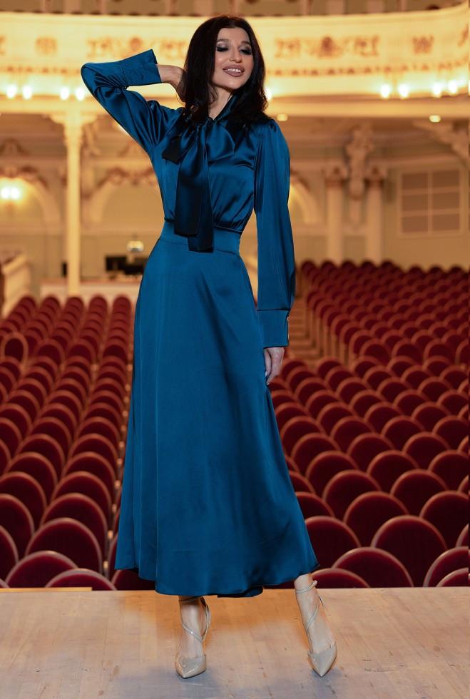 Платье Катриона Изумруд xl
