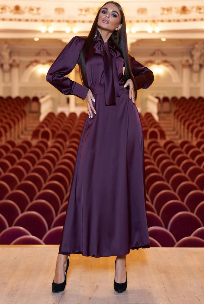 Платье Катриона марсала xl