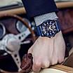 Молодіжний синій годинник Mini Focus MF0268G, фото 3