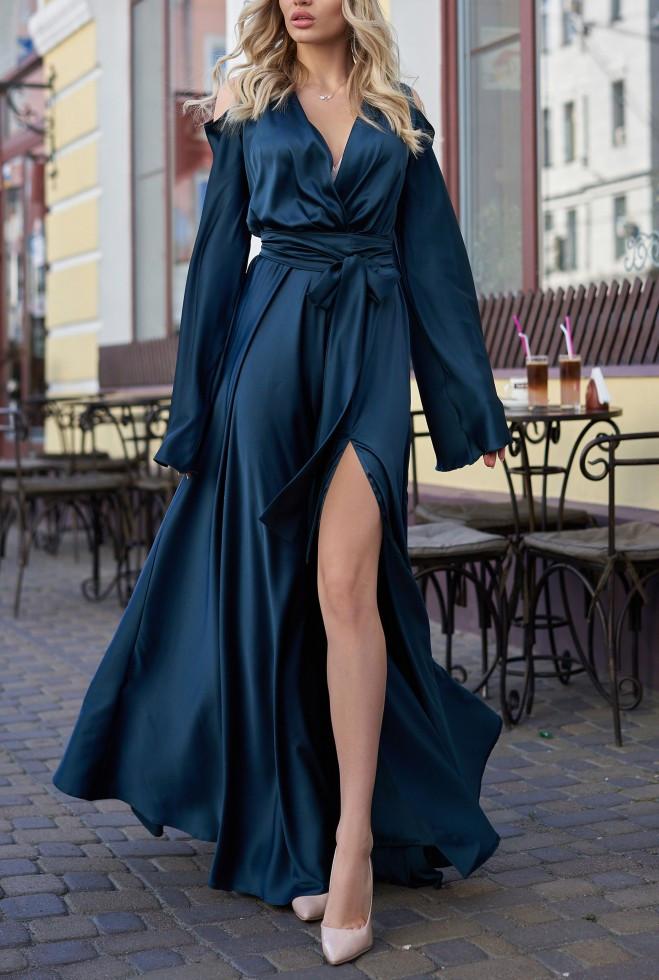 Платье Виктория Изумруд s