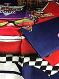 Детское полуторное постельное белье Маквин тачки, фото 2
