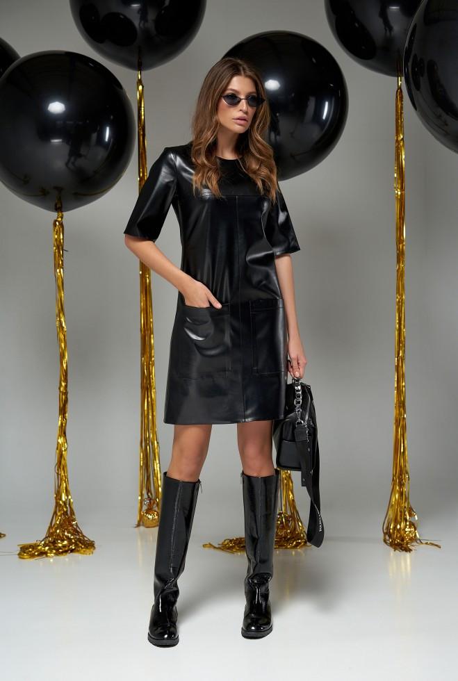Платье Брук черный m