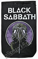 BLACK SABBATH (пилот) - рок-рюкзак