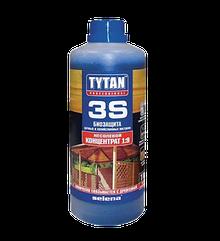 Биозащита для дачной и садовой древесины от насекомых, Tytan 3S 1 кг