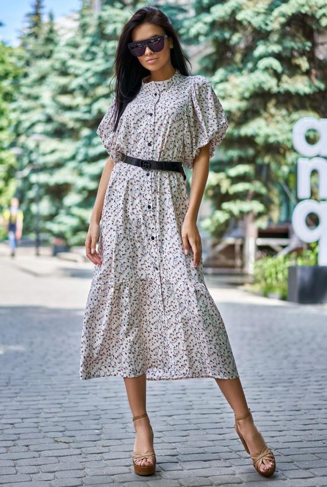 Платье Нотти бежевый m