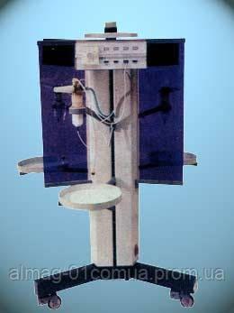 Ингалятор Аэрозоль-У2 (на три точки с компрессором)