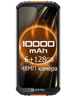 Oukitel WP6  6/128GB - Аккумулятор 10000 мАч - защищенный противоударный смартфон оукител