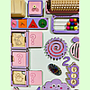 Развивающая доска размер 50*60 Бизиборд для детей 35 элементов!, фото 3