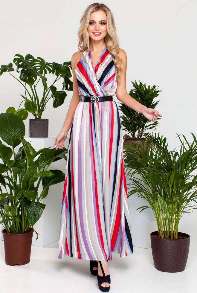 Платье Кейт комбинированный m