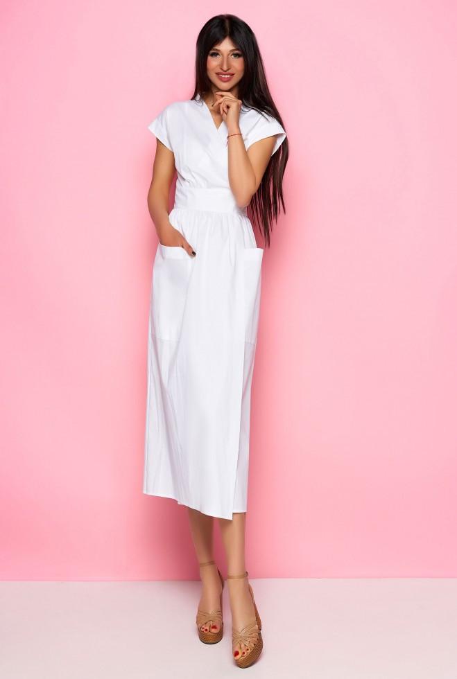 Платье Сьюзи белый m