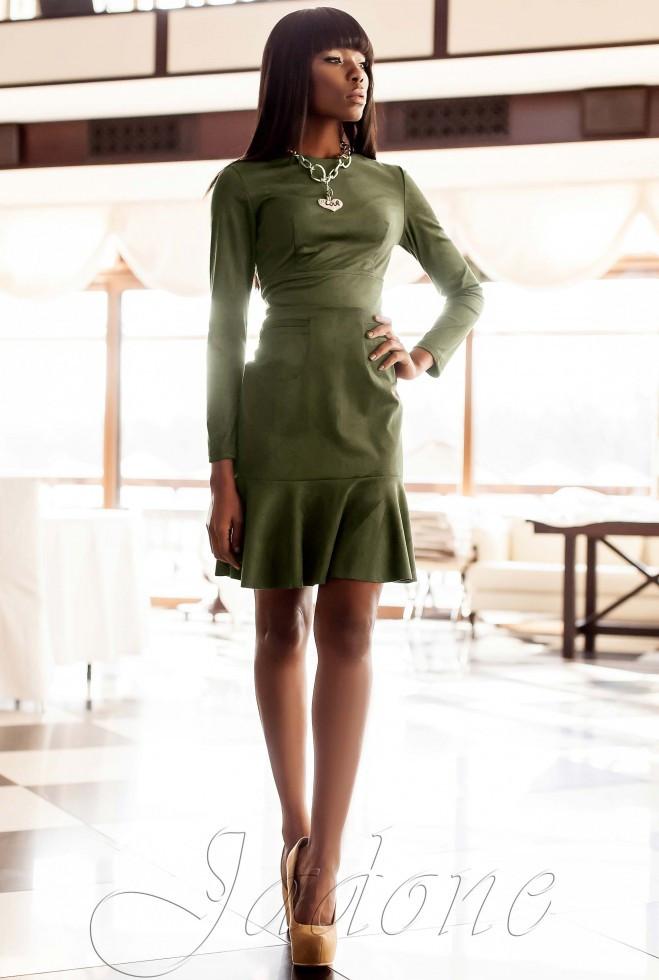 Платье Харси хаки s