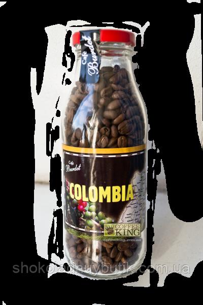 Кофе в зернах Burdet Colombia 390г