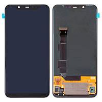 LCD Xiaomi Mi8 + touch Black (TFT)