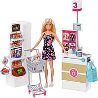 Игровой набор кукла Барби блондинка Barbie I can be В супермаркете магазине, фото 1