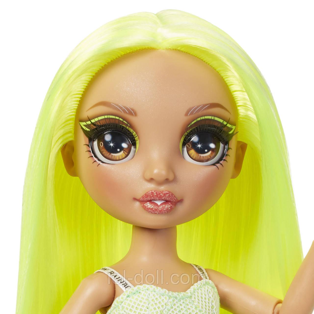 Кукла Рейнбоу Хай серия 2 Карма Никольс Rainbow High S2 Karma Nichols Fashion Doll