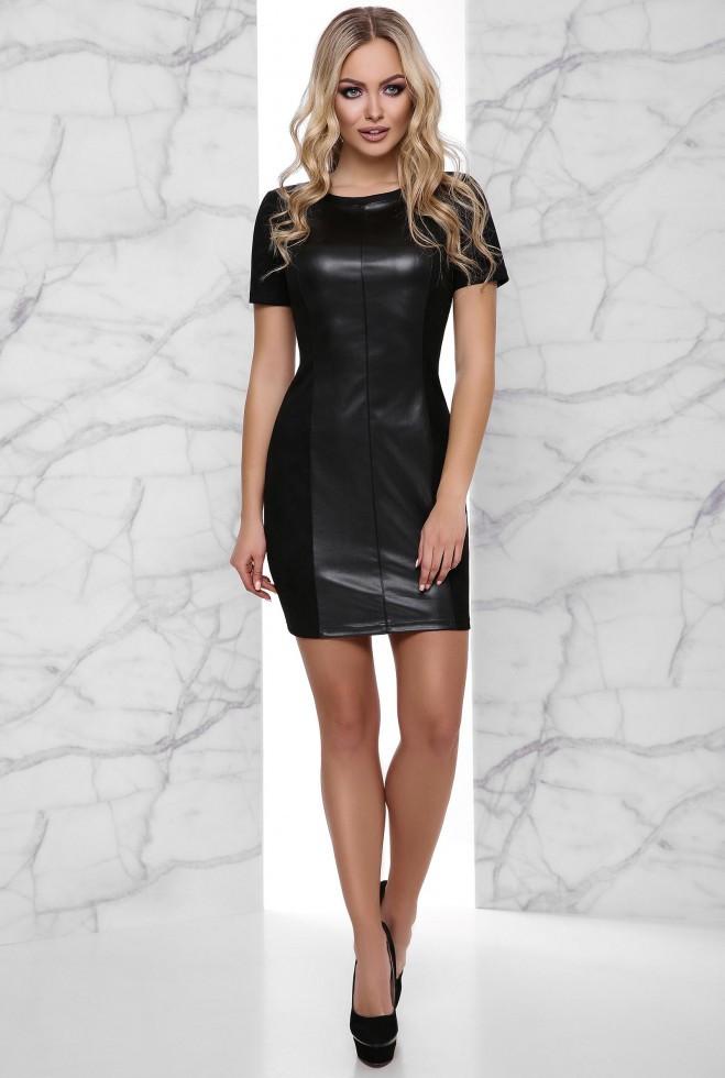 Платье Кристи черный m