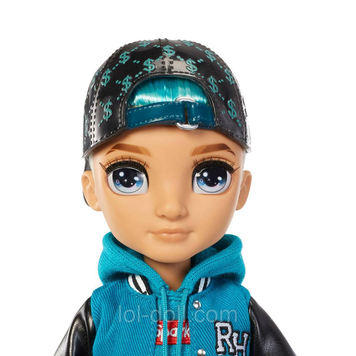 Кукла Рейнбоу Хай серия 2 Ривер Кендалл Rainbow High S2 River Kendall Fashion Doll