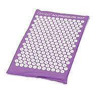 Акупунктурный массажный коврик Qmed Acupressure Mat