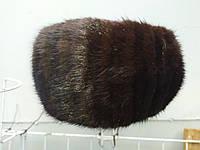 Женская норковая резинка на голову