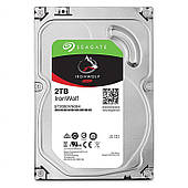 HDD SATA 2.0TB Seagate IronWolf NAS 5900rpm 64MB (ST2000VN004)