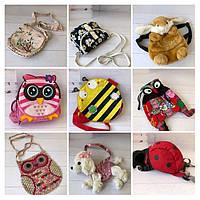 Детские сумочки Любые на выбор