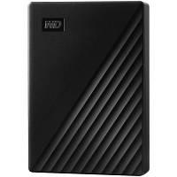 """HDD ext 2.5"""" USB 4.0TB WD My Passport Black (WDBPKJ0040BBK-WESN)"""
