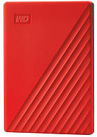"HDD ext 2.5"" USB 2.0TB WD My Passport Red (WDBYVG0020BRD-WESN)"