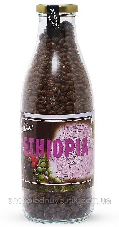Кофе в зернах Burdet Ethiopia 365г
