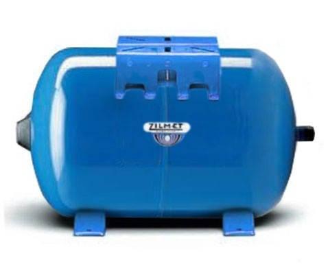 Гидроаккумулятор 24л с фиксир. мембраной Zilmet Hydro-Pro (-10_+90*) 10 bar Италия, фото 2
