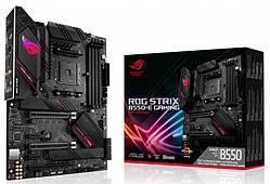 Asus ROG Strix B550-E Gaming Socket AM4