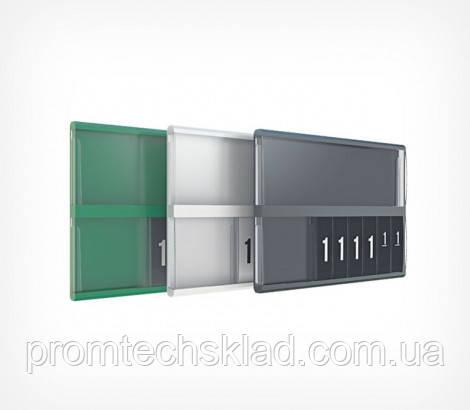 Кассета цен формата A7 с блокнотом REGULAR