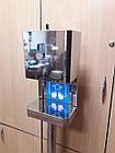 Сенсорный дезинфектор для рук Care Нержавеющая сталь (hub_ZXIb77252), фото 3