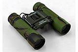 "Охотничий бинокль Bushnell ""4789 10х25 в чехле, фото 4"