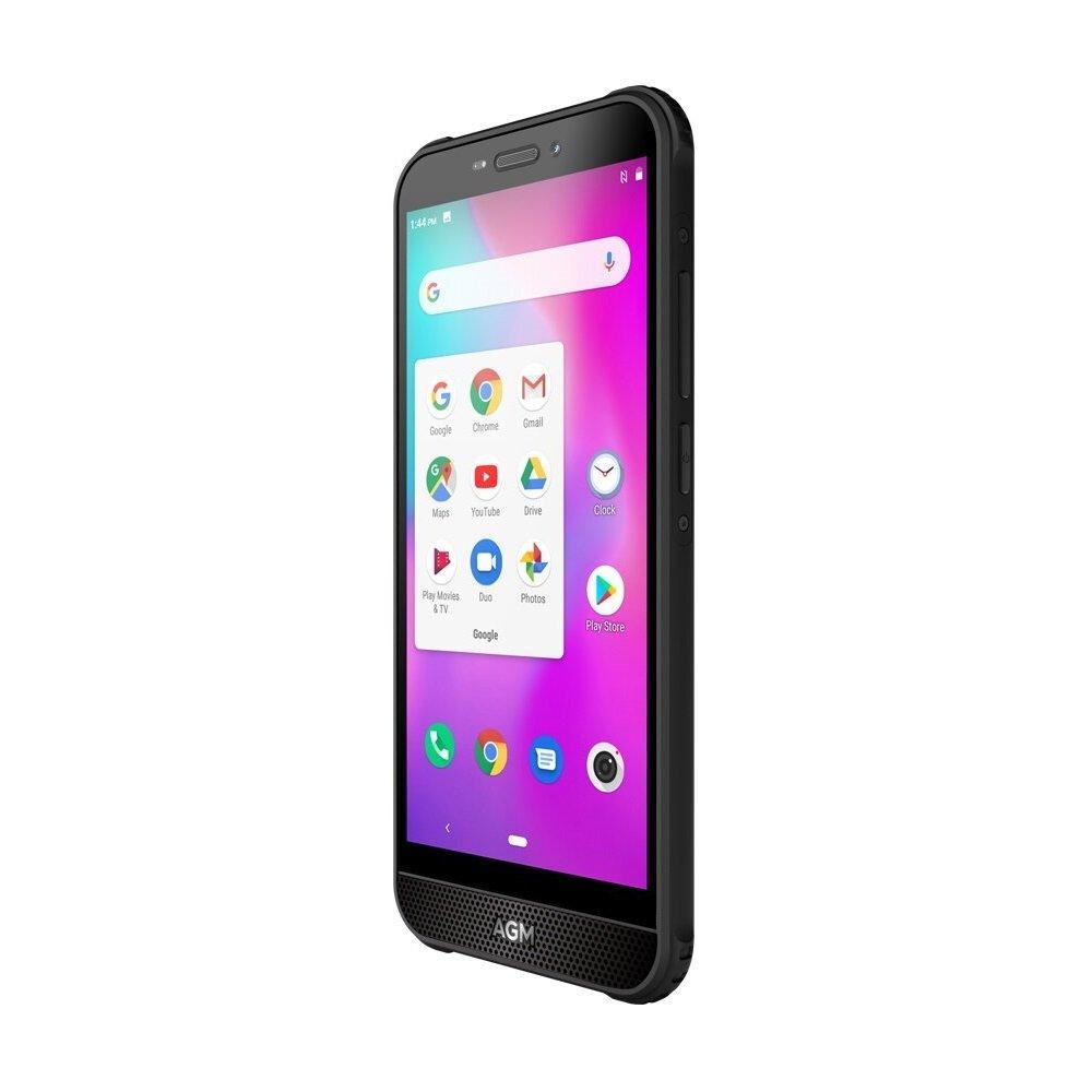AGM A10 4+64GB защищенный смартфон с мощным динамиком, ip68, nfc
