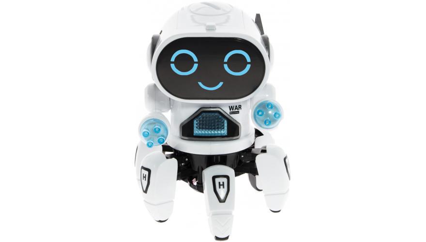 Интерактивный робот Bot Pioneer игрушка танцующая на радиоуправлении