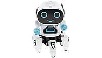 Интерактивный робот Bot Pioneer игрушка танцующая на радиоуправлении, фото 1