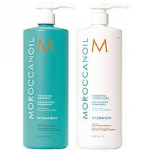 Шампунь+ Кондиционер Moroccanoil Hydrating 1000 мл. + 1000 мл.